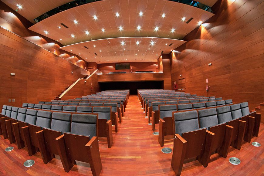 Teatre Auditori Can Palots